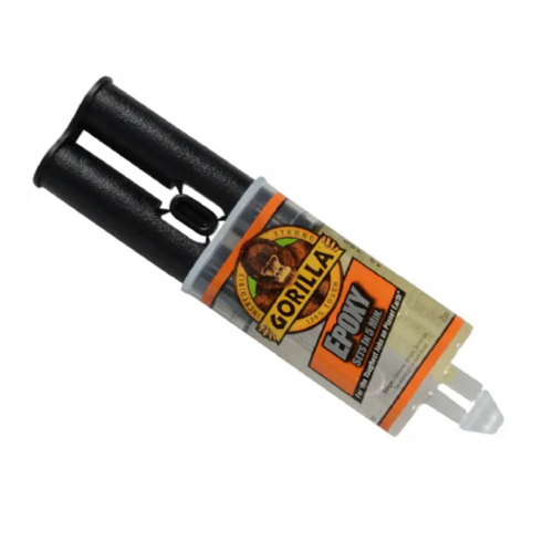 Gorilla 5 Min 2 Part Epoxy Adhesive Syringe 25ml